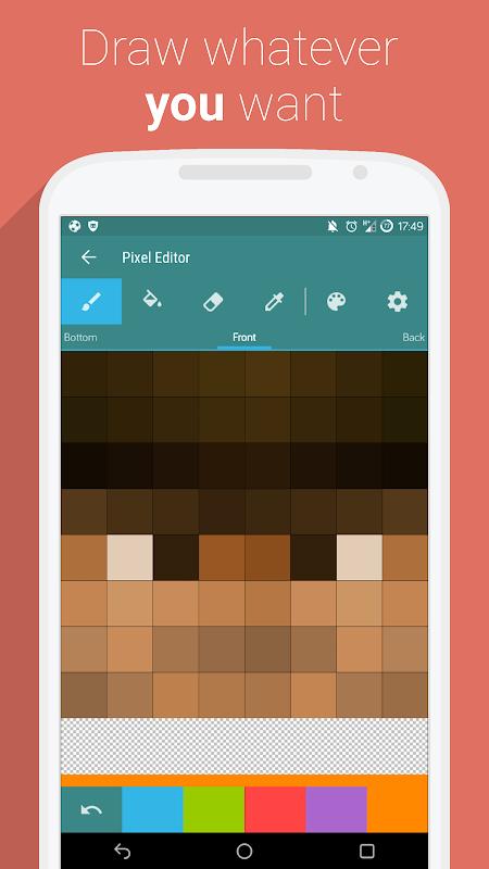 UTK.io for Minecraft PE 1.2 beta4 Screen 3