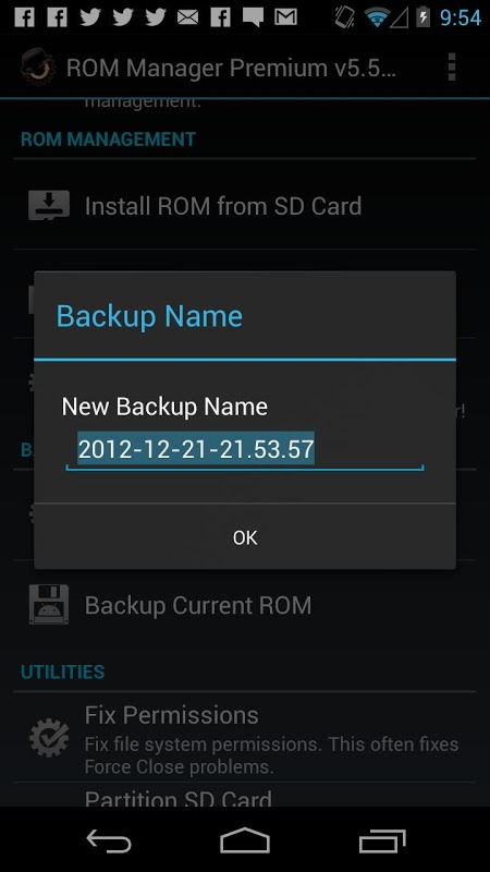 rom manager premium license 1.0.8 apk