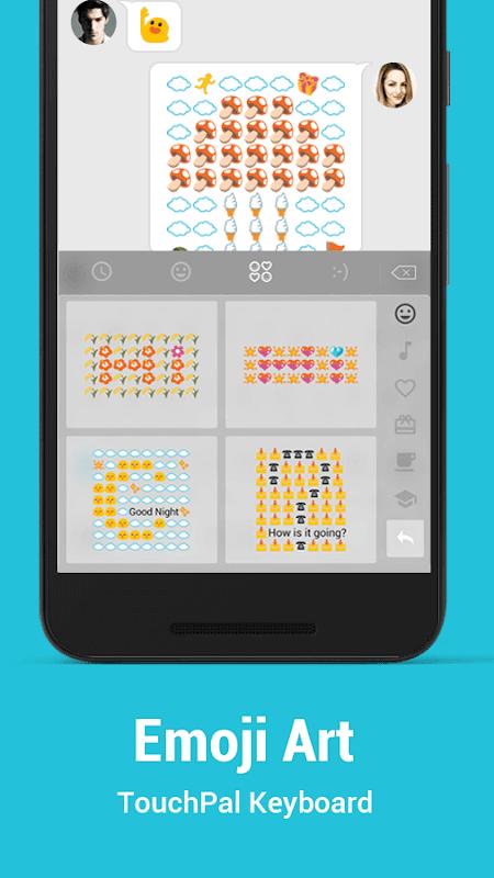 TouchPal Emoji Keyboard 5 8 0 0 APK Download by TouchPal