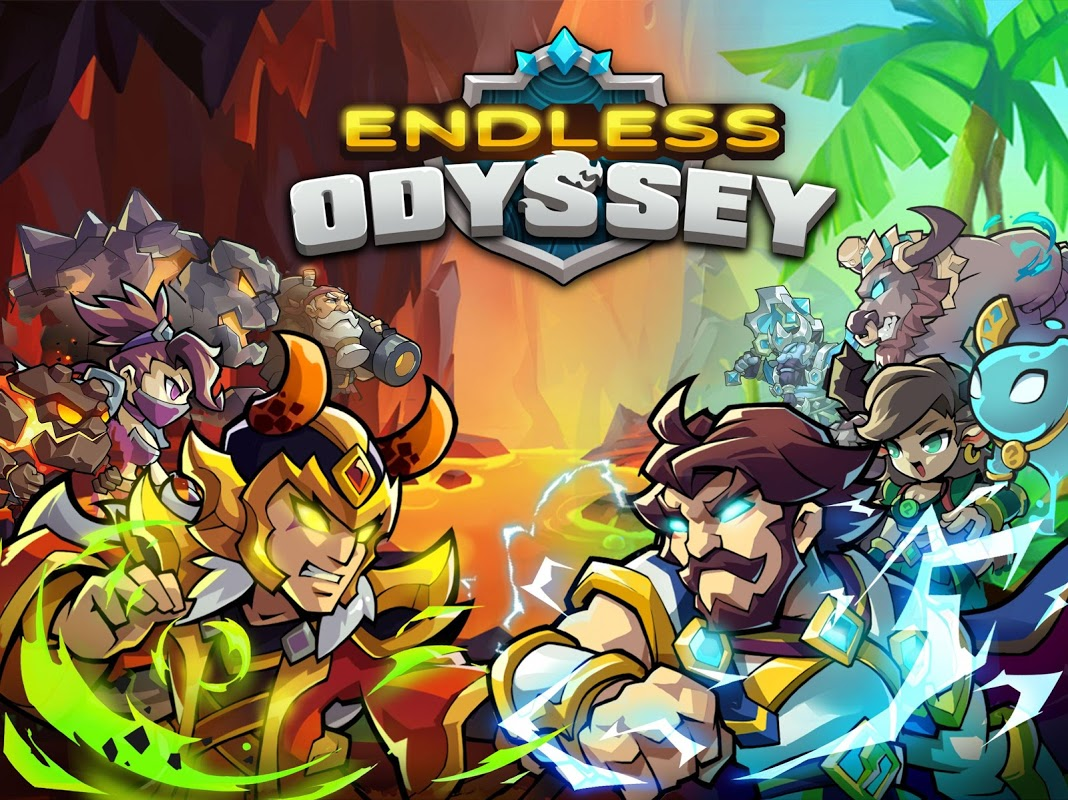 Android Endless Odyssey Screen 12