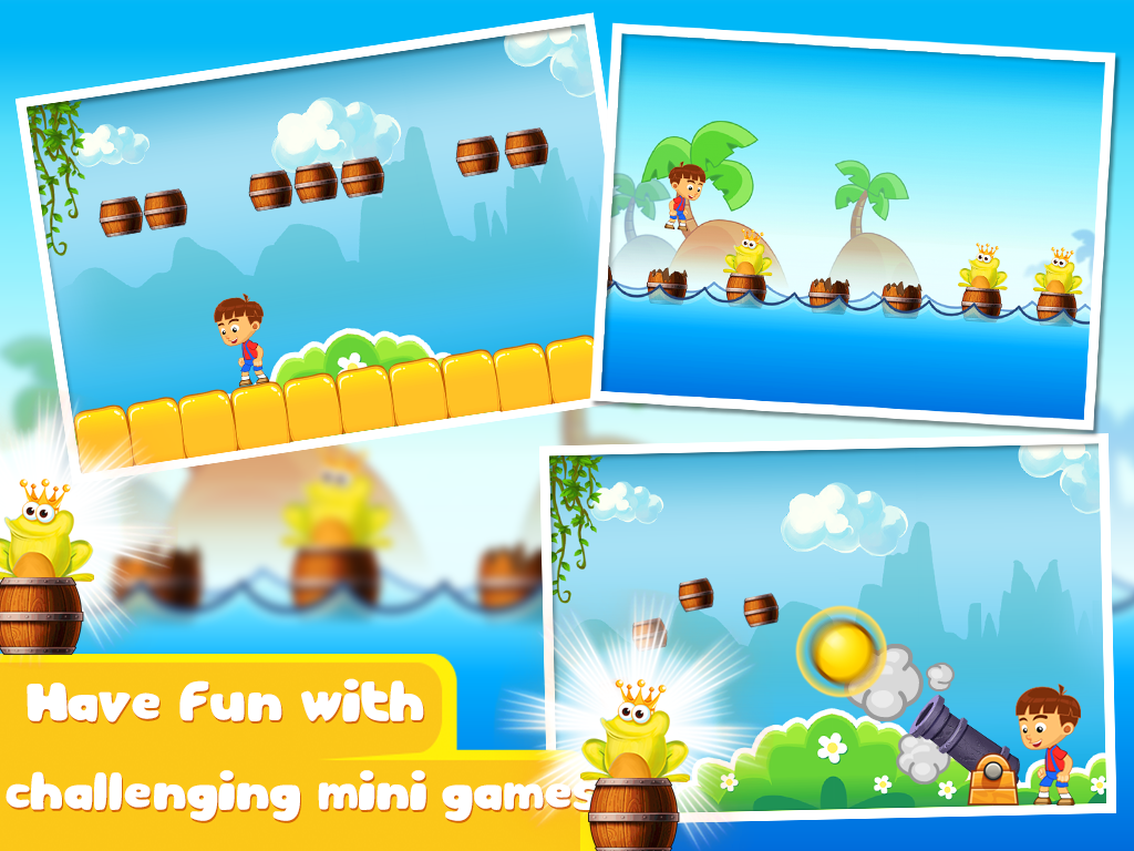 8 in 1 Mini Games 1.0 Screen 1