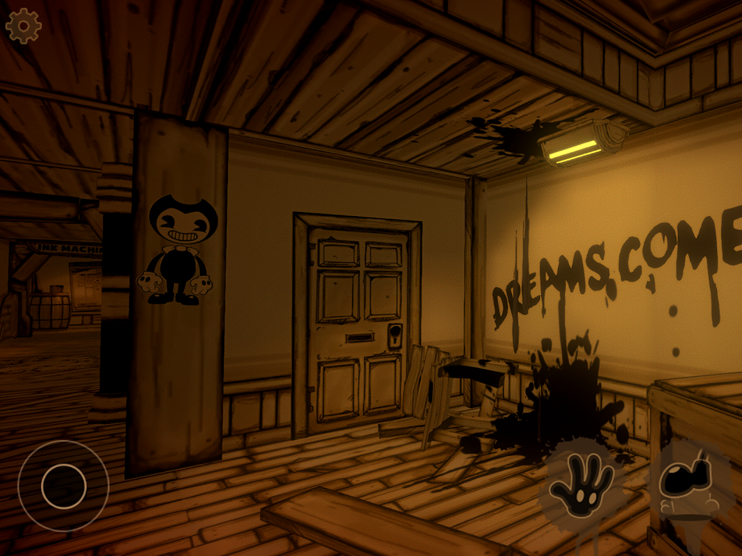 Android Bendy and the Ink Machine Screen 6