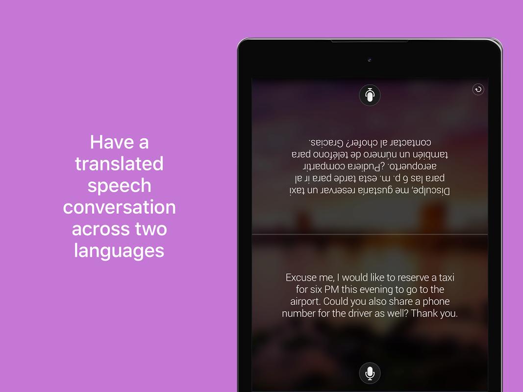 Microsoft Translator 3.1.250 Screen 7