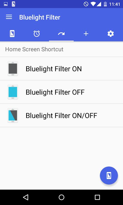 Bluelight Filter for Eye Care 2.9.24 Beta 3 Screen 4