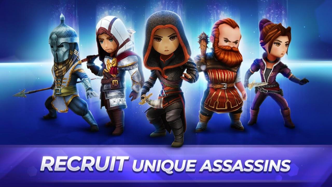 Assassin's Creed Rebellion 2.1.0 Screen 3