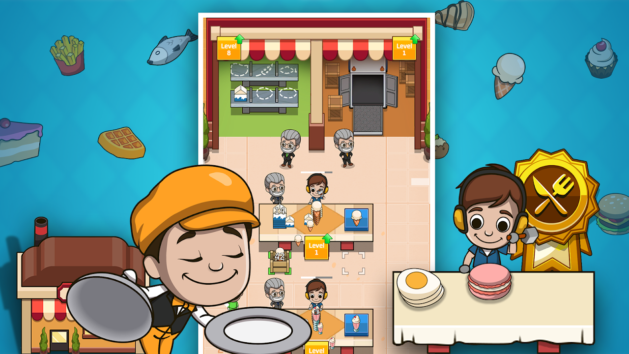 Idle Factory Tycoon 1.76.0 Screen 6