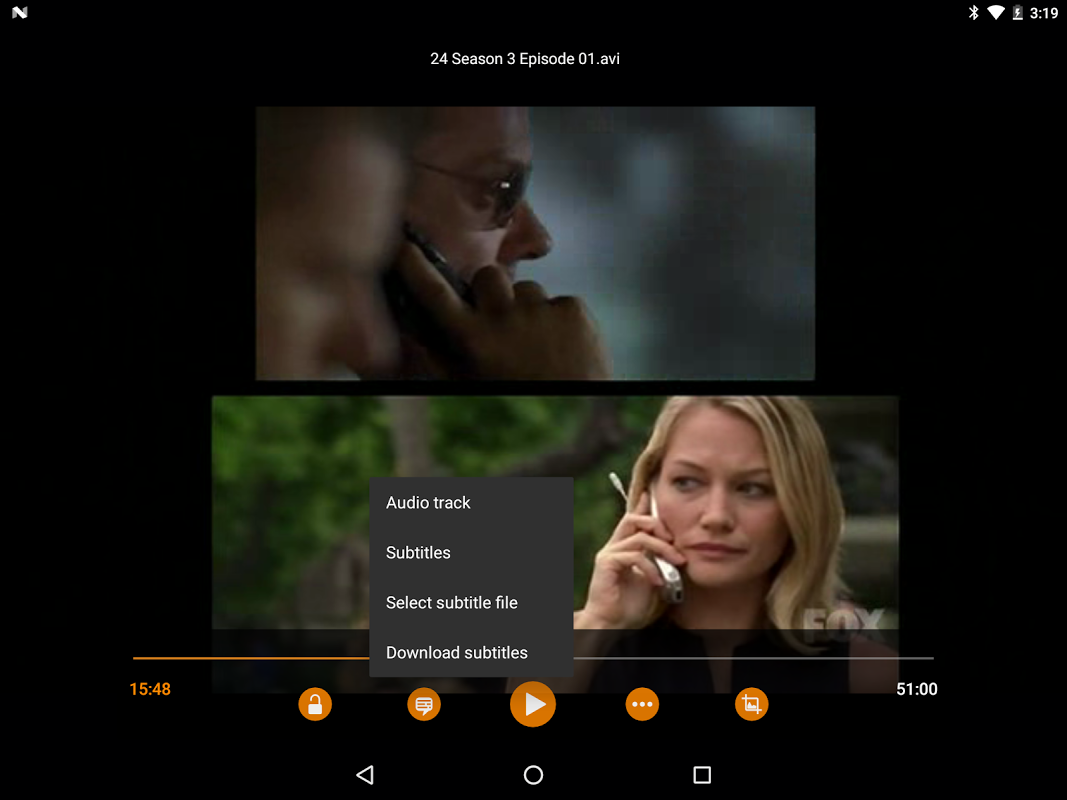 Android VLC for Android Screen 17
