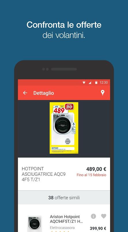 Trovaprezzi - Negozi, Volantini, Shopping Online APKs ...