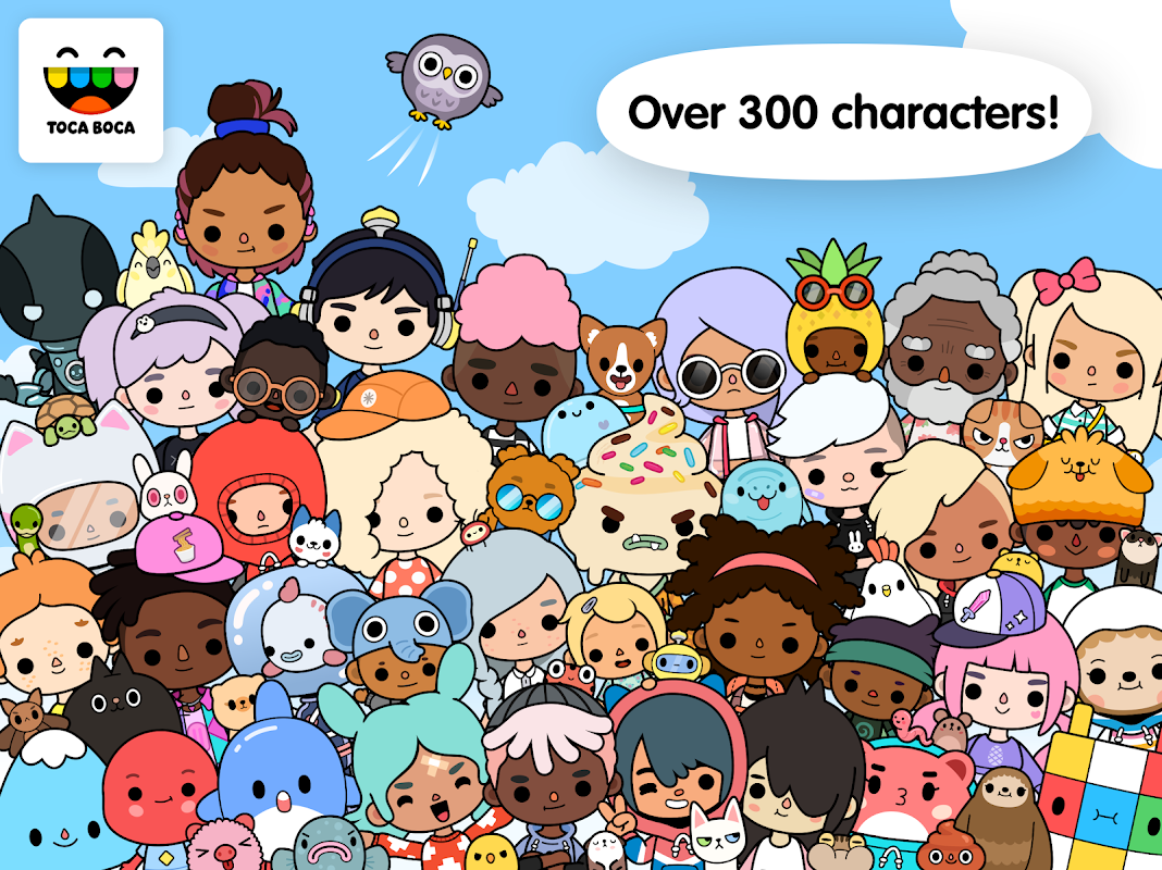 Toca Life: World 1.0 Screen 3