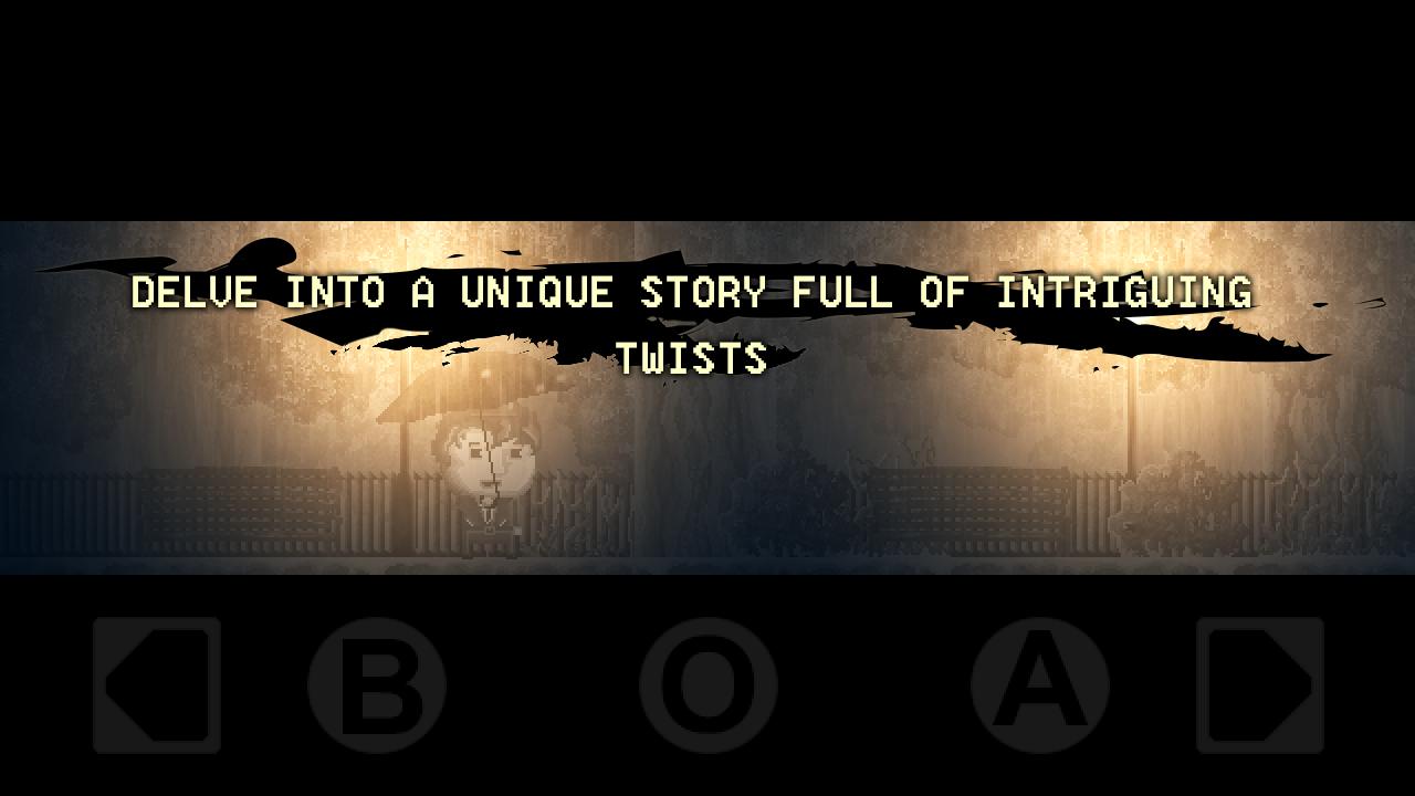 DISTRAINT: Pocket Pixel Horror 2.1 Screen 1