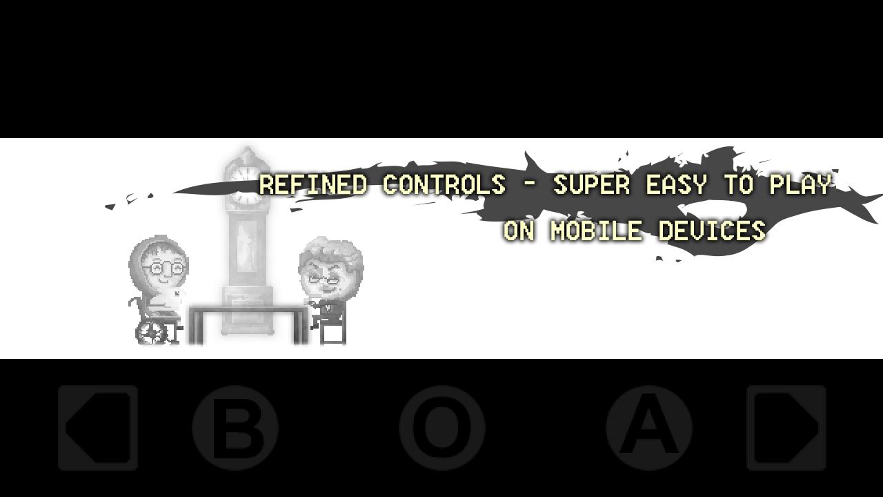 DISTRAINT: Pocket Pixel Horror 2.1 Screen 4