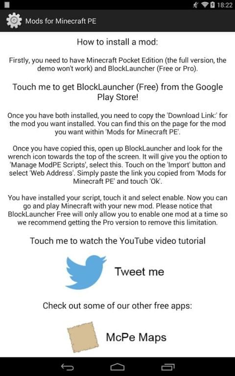 Mods for Minecraft PE 7.3 Screen 5