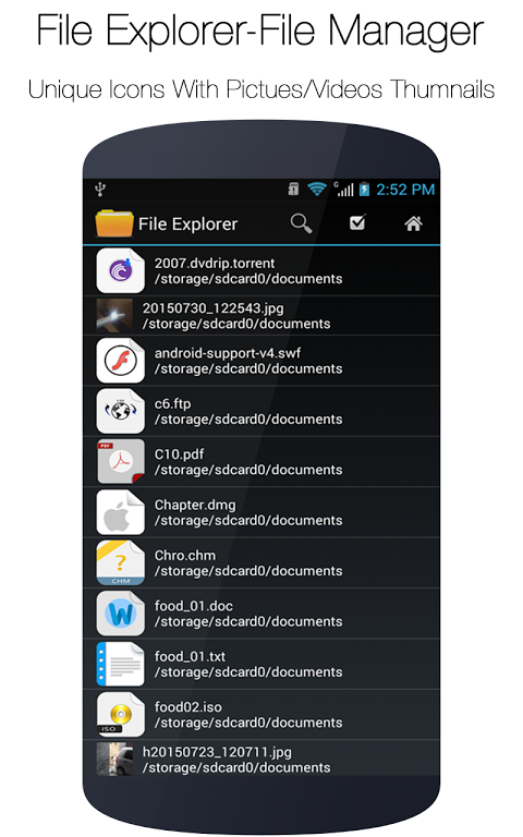 File Explorer and Manager 1.1 Screen 6