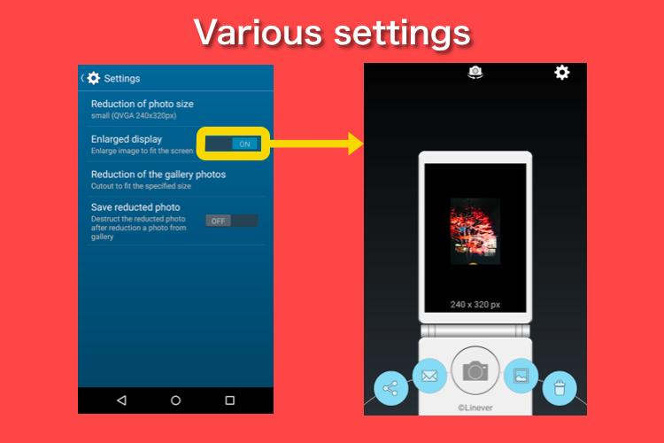 Small Camera - reduce/resize 1.0.2 Screen 3