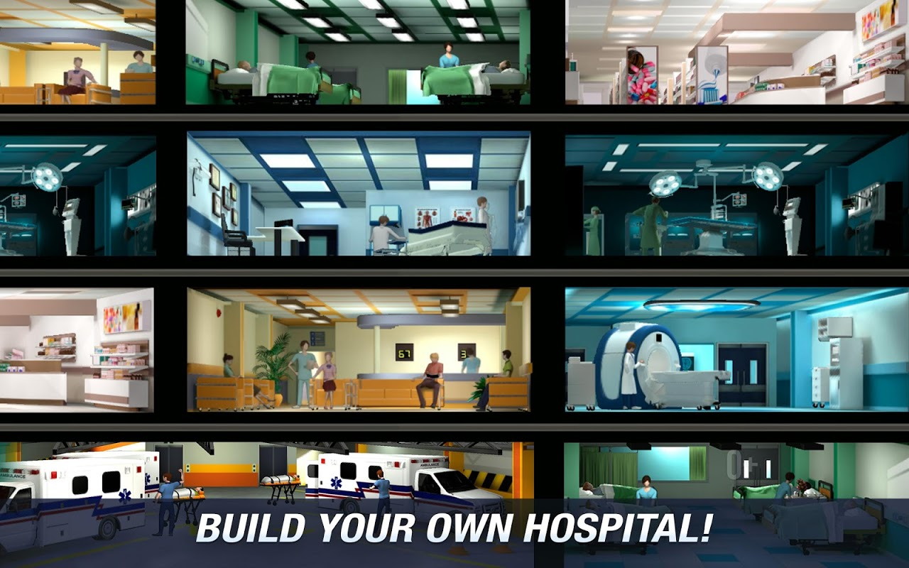 Operate Now: Hospital 1.17.6 Screen 11