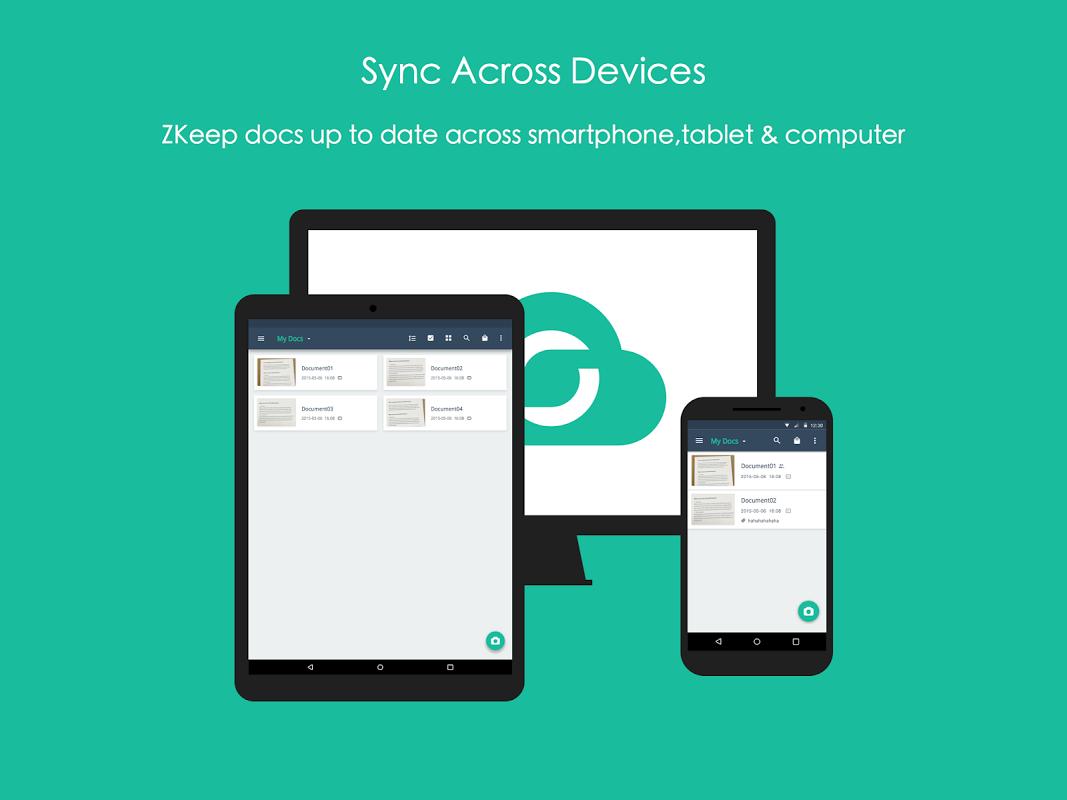 Android CamScanner -Phone PDF Creator Screen 12