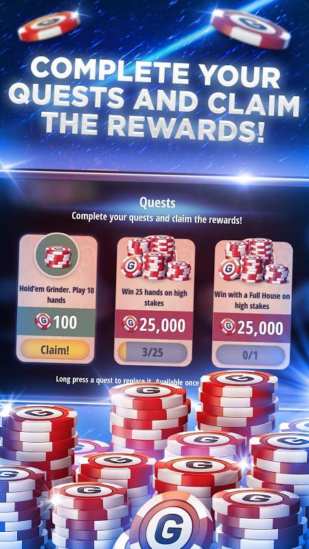 Poker Texas Holdem Live Pro 6.3.1 Screen 5