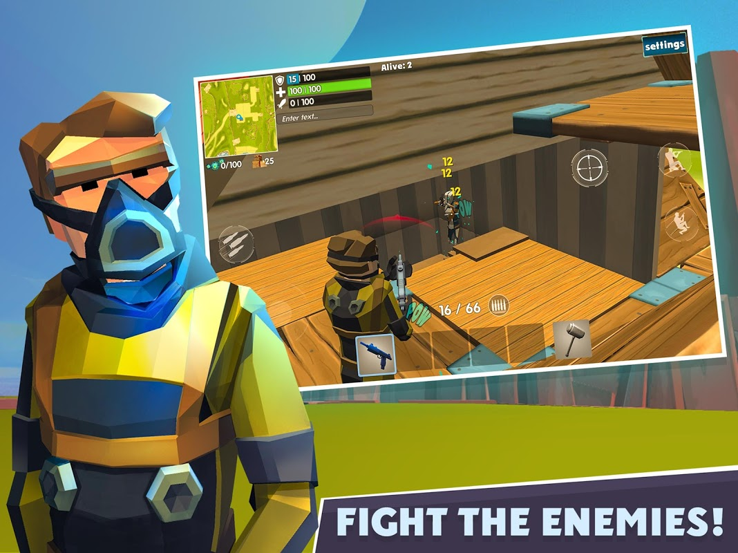 Android Rocket Royale Screen 3