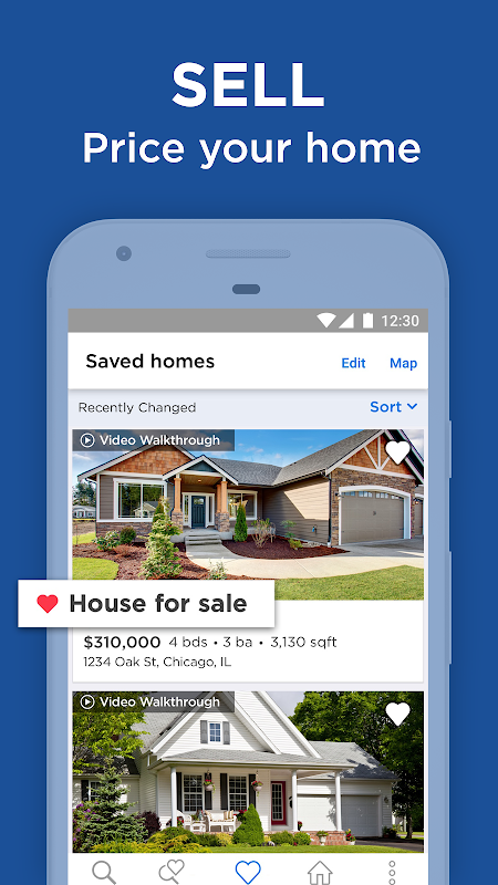 Android Zillow: Find Houses for Sale & Apartments for Rent Screen 14