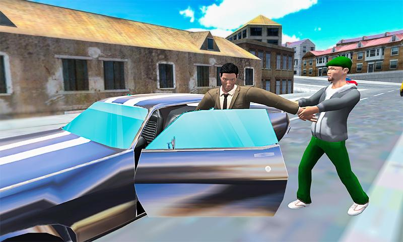 Android Vegas Gangster Squad City Police Crime Adventure Screen 3