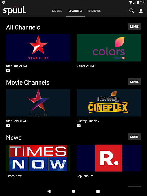 Spuul - Watch Indian Movies Spuul Android v3.3.0.4.11.28 Screen 17