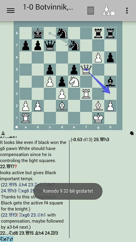 Komodo 11 Chess Engine APKs | Android APK
