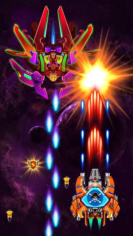 Galaxy Attack: Alien Shooter 6.20 Screen 11