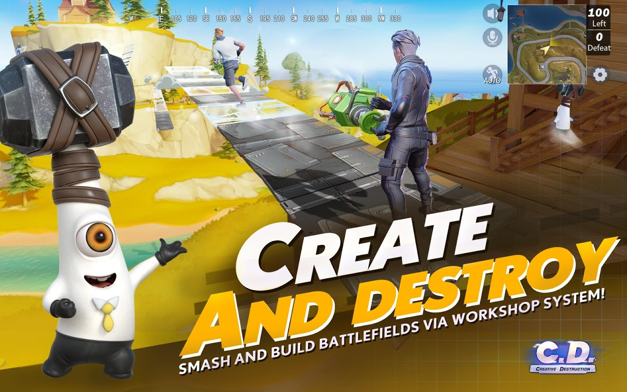 Android Creative Destruction Screen 6