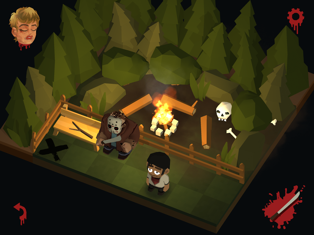 Friday the 13th: Killer Puzzle 13.0.3 Screen 8