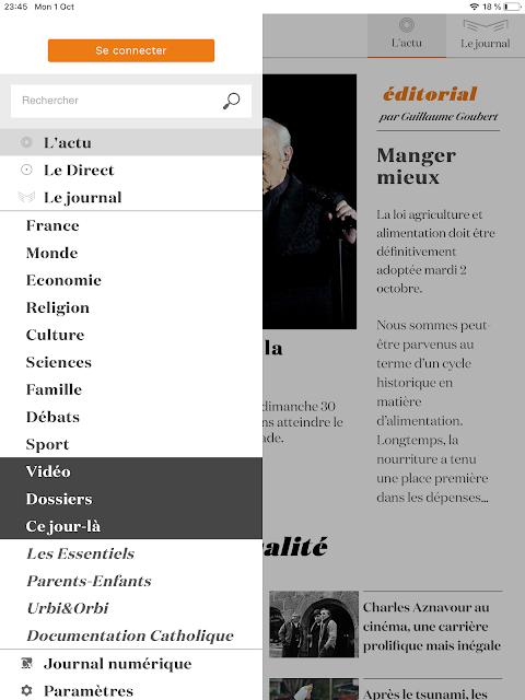 La Croix 2.2.1 Screen 7
