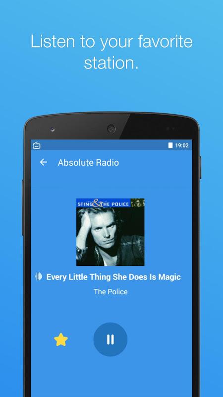 Simple Radio - Free Live FM AM Radio & Music 2.6.2 Screen 3