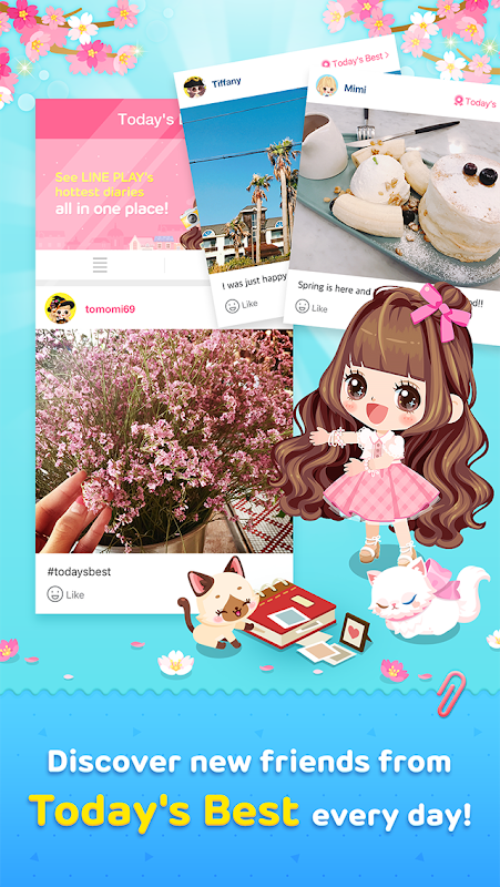 LINE PLAY - Our Avatar World 6.4.0.0 Screen 4