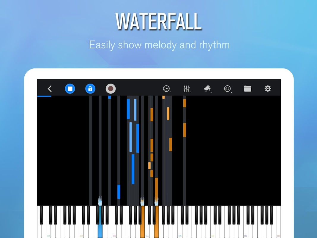 Android Perfect Piano Screen 9
