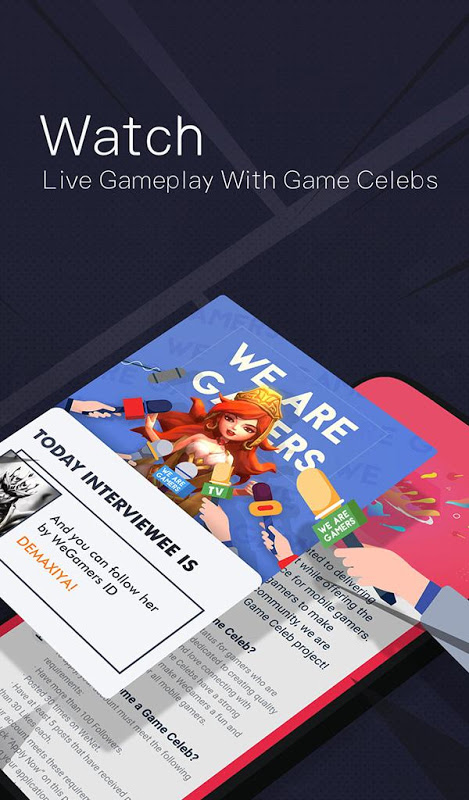 WeGamers 3.2.2 (12970) Screen 8