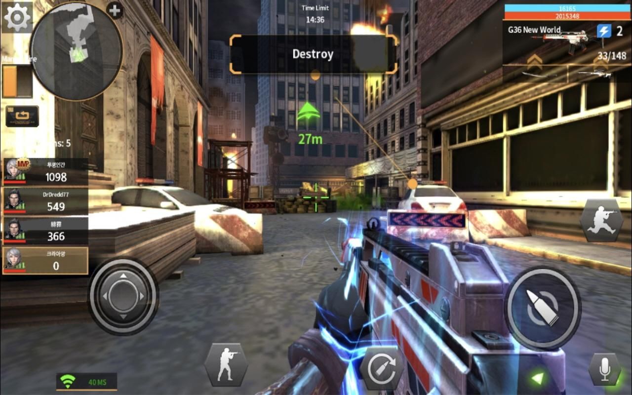 Fatal Raid - No.1 Mobile FPS 1.5.494 Screen 4