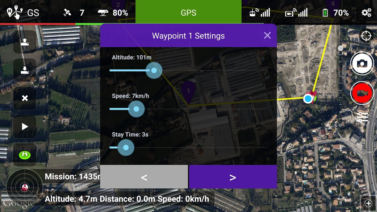 Litchi for DJI Phantom/Inspire 3 0 4 7 APK Download by VC