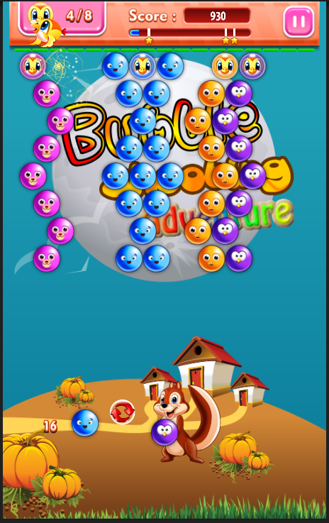 Bubble Shooting Adventure 1.3 Screen 3