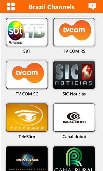 Android Global TV Screen 1
