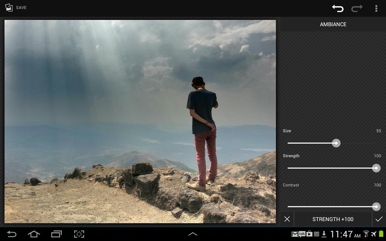 Android Snap Camera HDR Screen 7