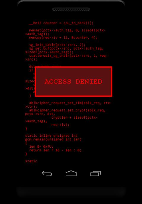 Computer Hacker Prank! 1.14 Screen 1