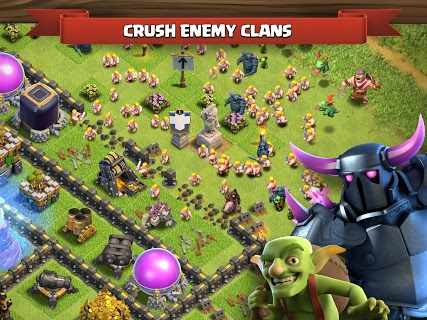 Clash of Clans 10.134.12 Screen 6