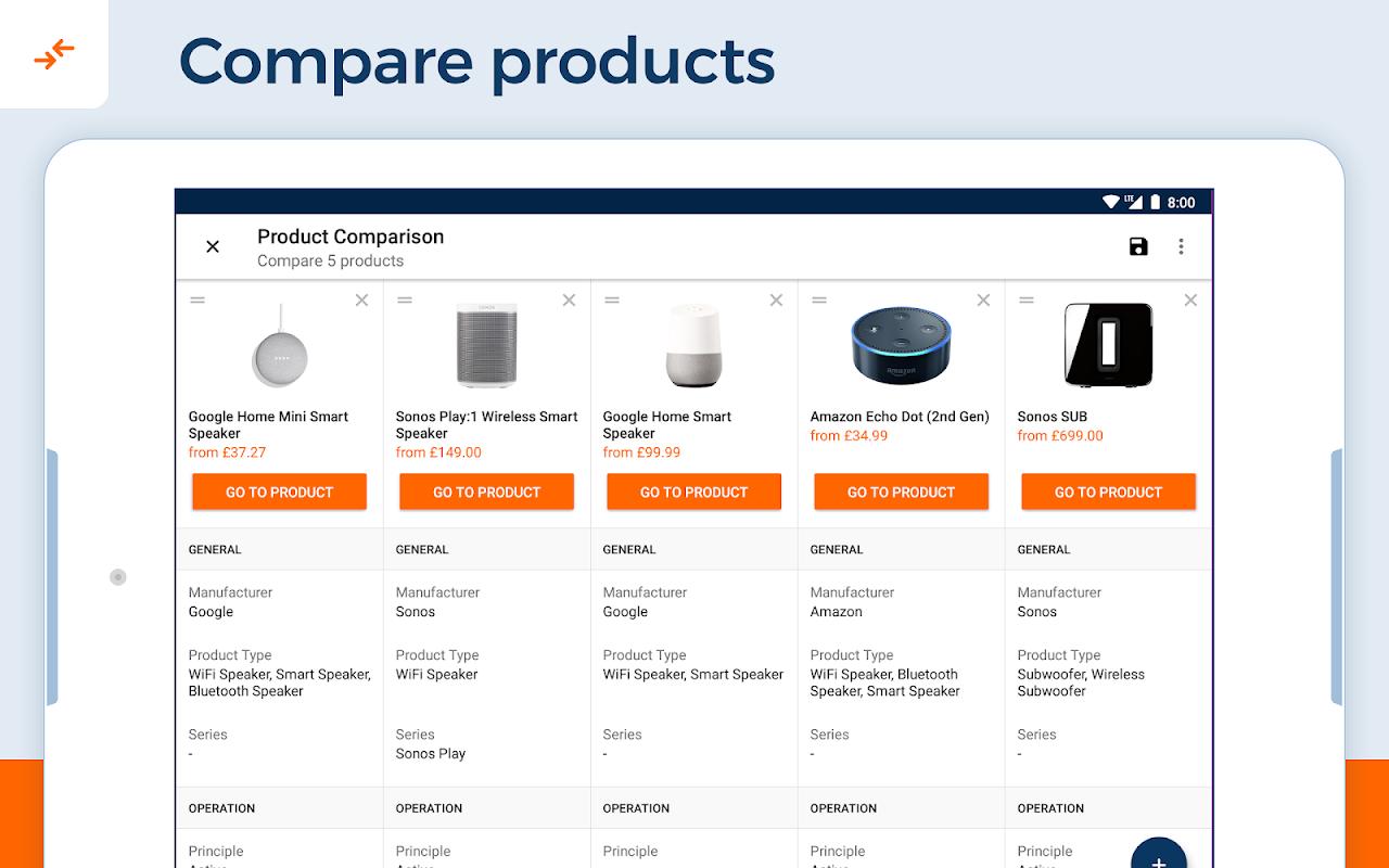idealo - Price Comparison & Mobile Shopping App 10.3.7 Screen 10