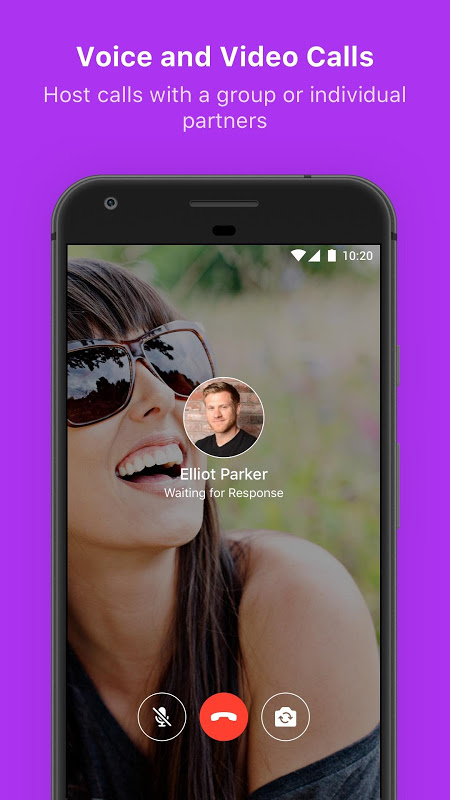 Android HelloTalk Screen 3