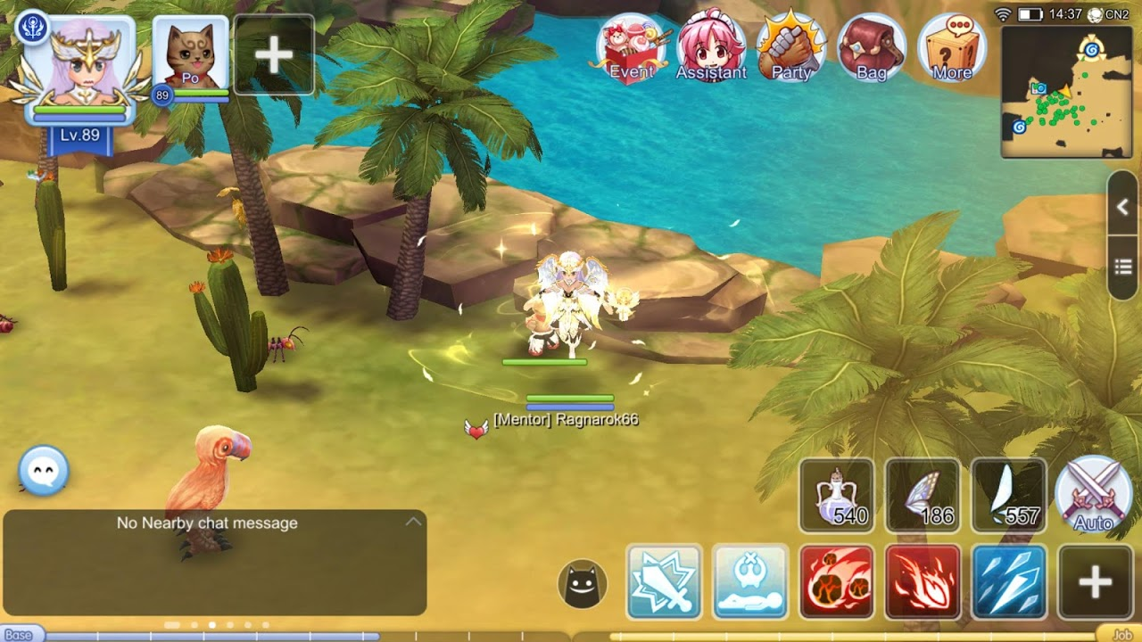 Ragnarok M: Eternal Love(ROM) 1.0.1 Screen 12