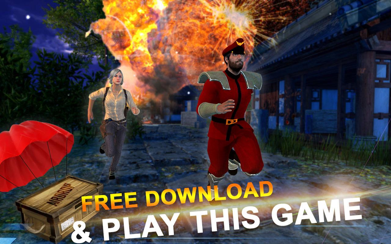 Free Fire Battleground- Firing Squad battle strike 1.0 Screen 3