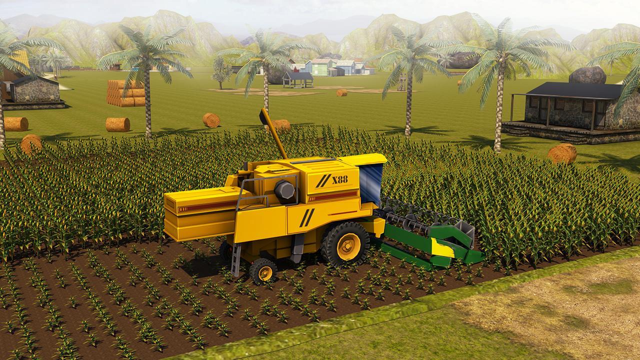 Android Farming Simulator 2018 - Farm Games Screen 4