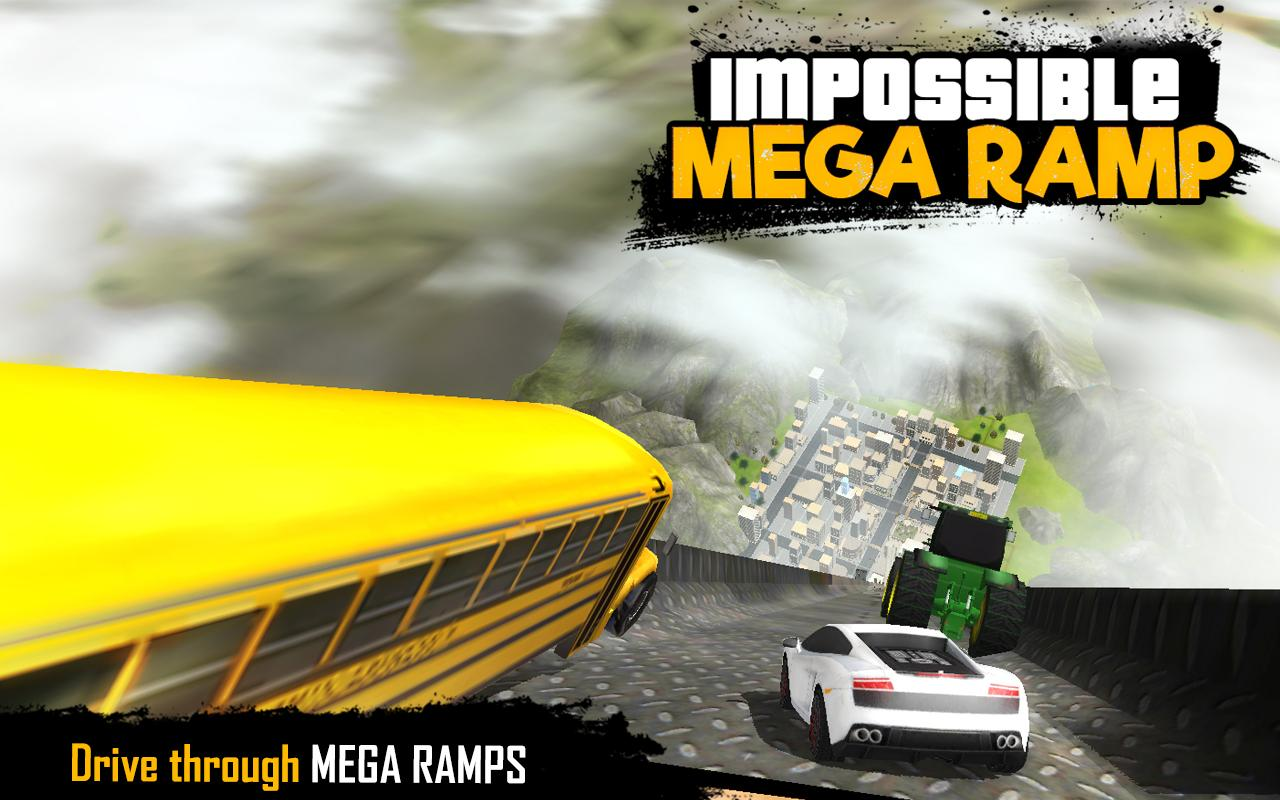 Impossible Mega Ramp 3D 1.2 Screen 6