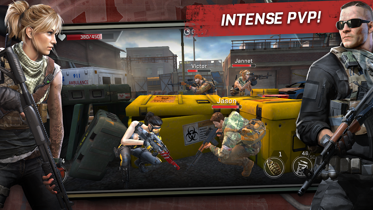 Left to Survive: Dead Zombie Shooter 2.2.0 Screen 9
