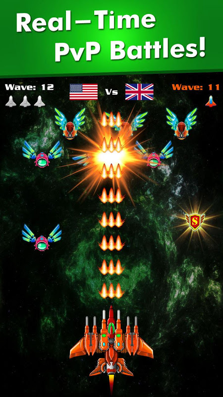 Galaxy Attack: Alien Shooter 5.57 Screen 4