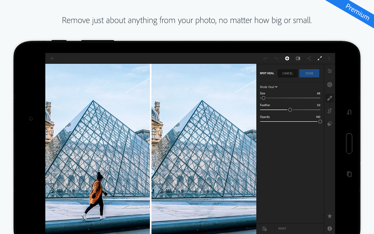 Android Adobe Photoshop Lightroom CC Screen 11
